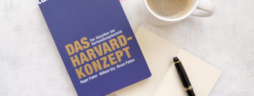 Rezension Das Harvard Konzept